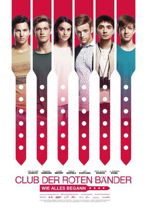 Club der roten Bänder - Wie alles begann - German Movie Poster (thumbnail)