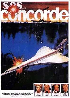 Concorde Affaire '79 - British Movie Poster (thumbnail)