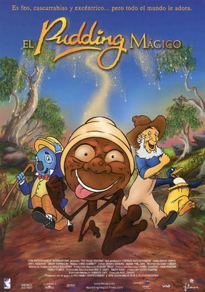 The Magic Pudding - Spanish poster (thumbnail)