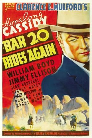 Bar 20 Rides Again - Movie Poster (thumbnail)