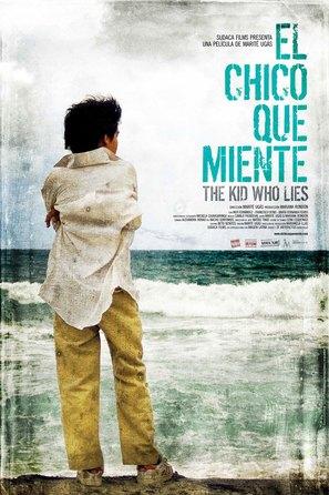 El chico que miente - Venezuelan Movie Poster (thumbnail)