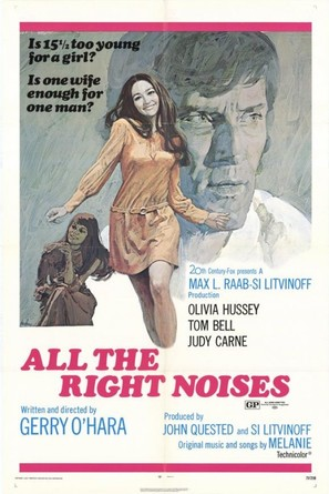 All the Right Noises - Movie Poster (thumbnail)