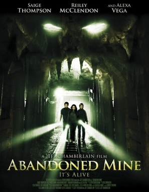 Abandoned Mine - Movie Poster (thumbnail)