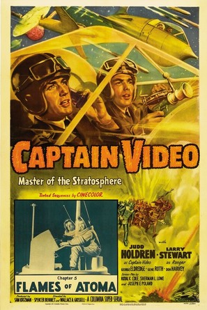 Captain Video, Master of the Stratosphere - Movie Poster (thumbnail)