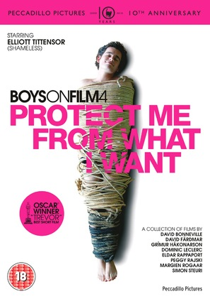 Protect Me from What I Want - British DVD movie cover (thumbnail)