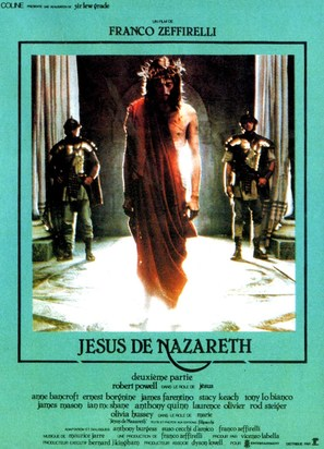 """""""Jesus of Nazareth"""""""