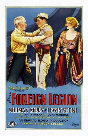 The Foreign Legion - Movie Poster (thumbnail)