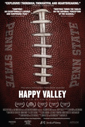 Happy Valley - Movie Poster (thumbnail)