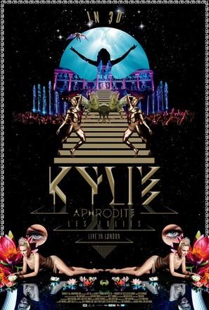 Kylie Aphrodite: Les Folies Tour 2011 - British Movie Poster (thumbnail)