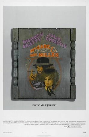 McCabe & Mrs. Miller - Movie Poster (thumbnail)