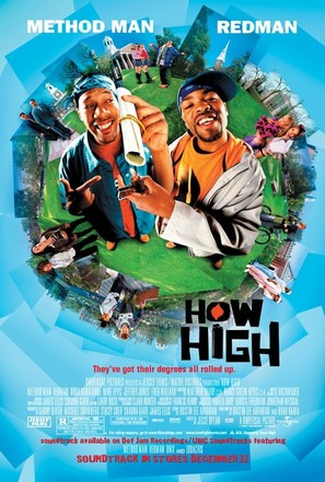 How High - Movie Poster (thumbnail)