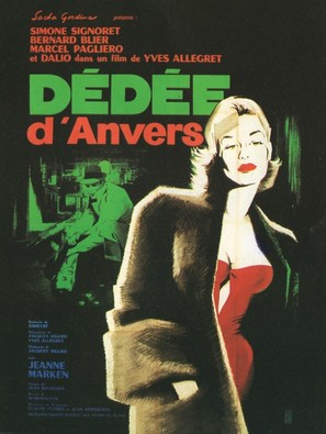 Dédée d'Anvers - French Movie Poster (thumbnail)