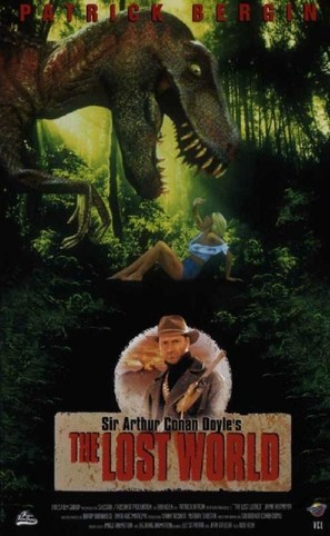 The Lost World - German Movie Cover (thumbnail)