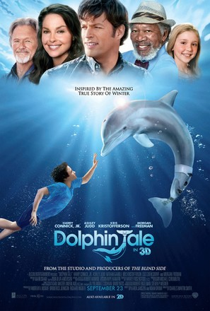 Dolphin Tale - Movie Poster (thumbnail)