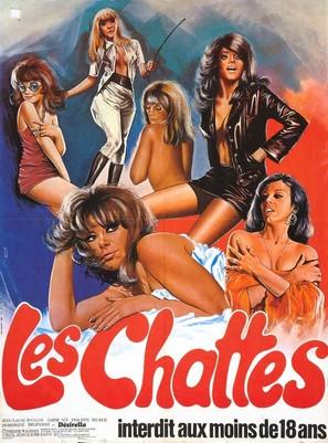Desirella - French Movie Poster (thumbnail)