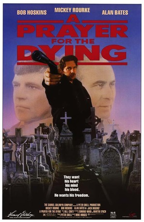 A Prayer for the Dying - Movie Poster (thumbnail)
