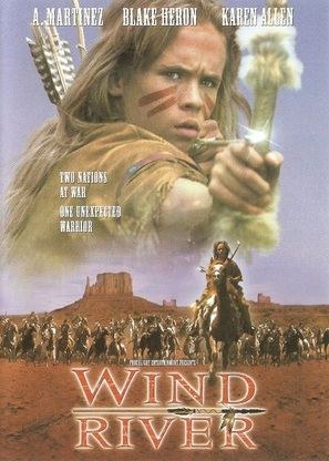 Wind River - DVD movie cover (thumbnail)