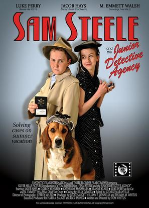 Sam Steele and the Junior Detective Agency - Movie Cover (thumbnail)