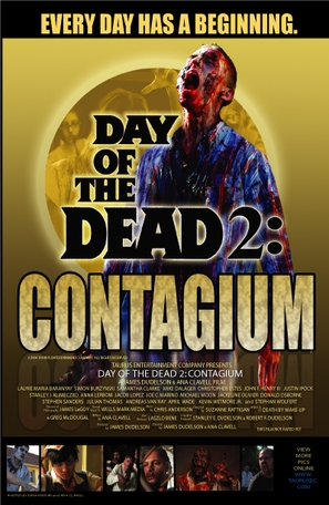 Day of the Dead 2: Contagium - Movie Poster (thumbnail)