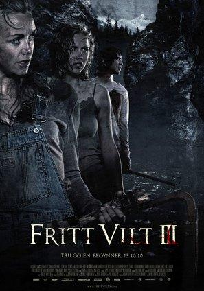 Cold Prey 3 - Norwegian Movie Poster (thumbnail)