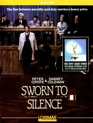 Sworn to Silence - Movie Cover (thumbnail)