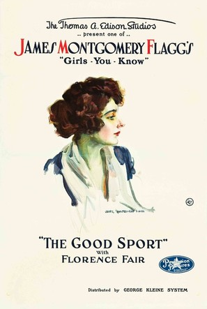 The Good Sport - Movie Poster (thumbnail)