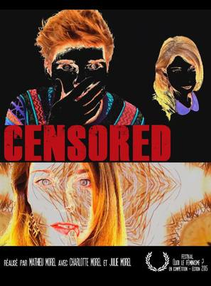 Censored - French Movie Poster (thumbnail)