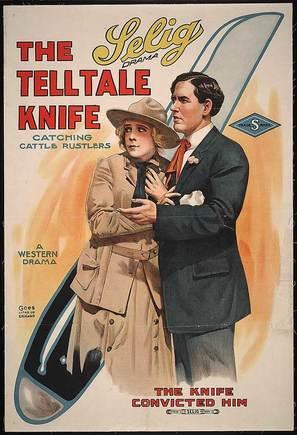 The Telltale Knife - Movie Poster (thumbnail)