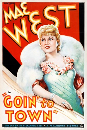 Goin' to Town - Movie Poster (thumbnail)