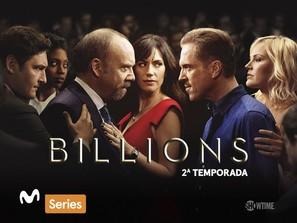 """Billions"" - Spanish Movie Poster (thumbnail)"