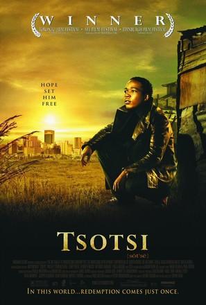 Tsotsi - Movie Poster (thumbnail)