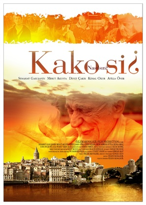 Kako si? - Turkish Movie Poster (thumbnail)