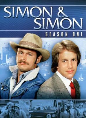 """Simon & Simon"" - DVD cover (thumbnail)"