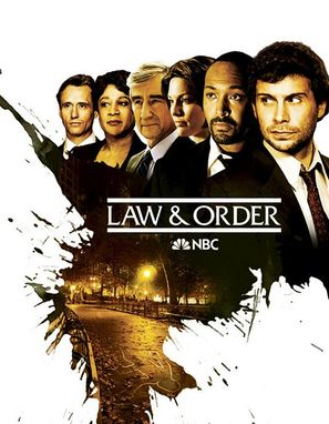 """Law & Order"" - Movie Poster (thumbnail)"