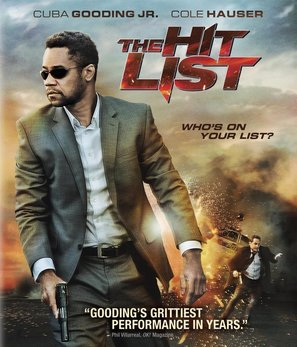The Hit List - Blu-Ray movie cover (thumbnail)