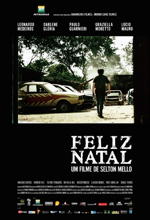 Feliz Natal - Brazilian Movie Poster (thumbnail)