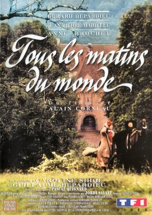Tous les matins du monde - French Movie Cover (thumbnail)