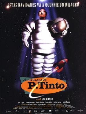 Milagro de P. Tinto, El - Spanish poster (thumbnail)