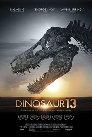 Dinosaur 13 - Movie Poster (thumbnail)
