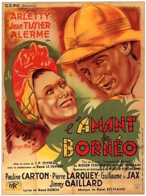 Amant de Bornèo, L'