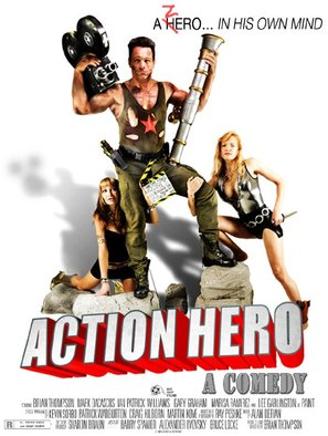 Action Hero - Movie Poster (thumbnail)