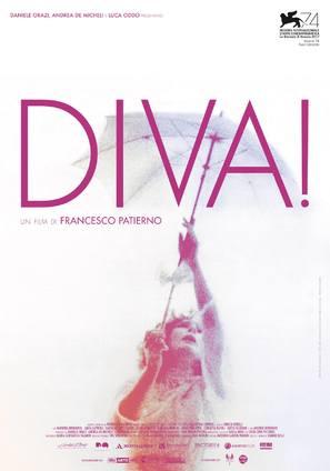 Diva! - Italian Movie Poster (thumbnail)
