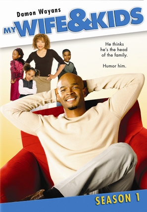 """""""My Wife and Kids"""" - Movie Cover (thumbnail)"""