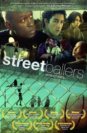 Streetballers - Movie Poster (thumbnail)