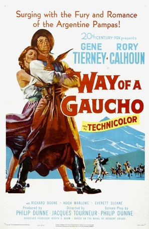 Way of a Gaucho - Movie Poster (thumbnail)