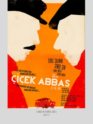 Cicek abbas - Turkish Movie Poster (thumbnail)