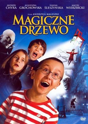 Magiczne drzewo - Polish Movie Cover (thumbnail)