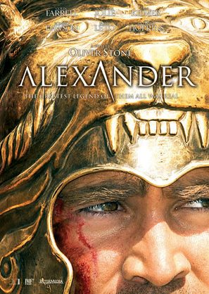 Alexander - Movie Poster (thumbnail)
