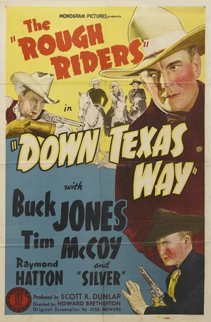 Down Texas Way - Movie Poster (thumbnail)