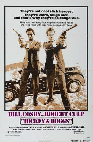 Hickey & Boggs - Movie Poster (thumbnail)
